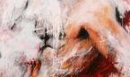 cartas-de-amor-sin-aliento-2008-mixta-lienzo-191-x-191-cm